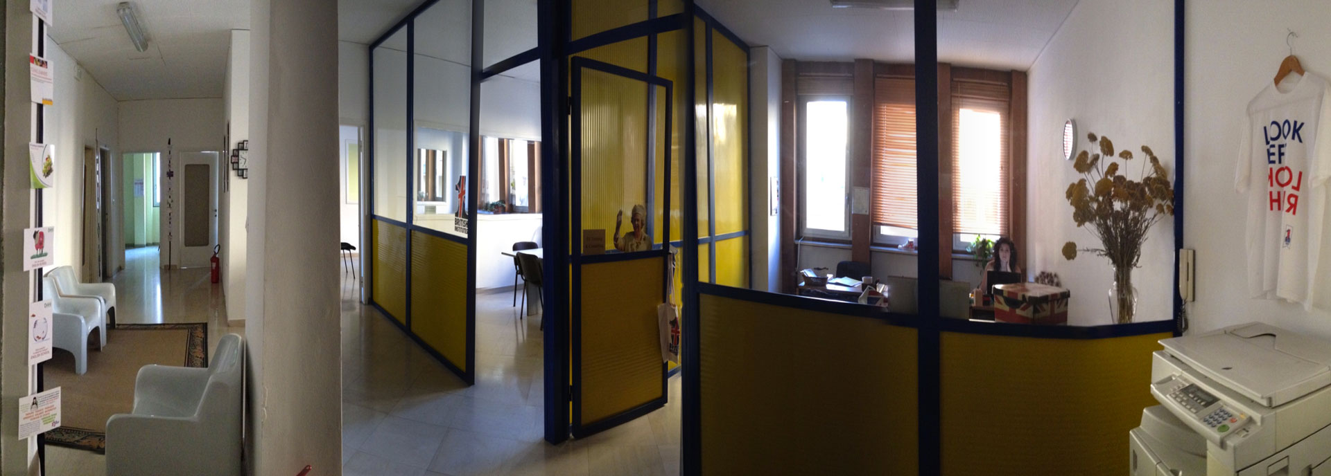 La nostra sede di Vercelli